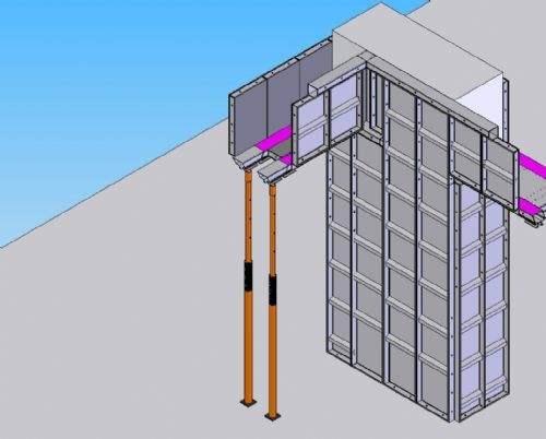 建筑模板厂家发展壮大的因素