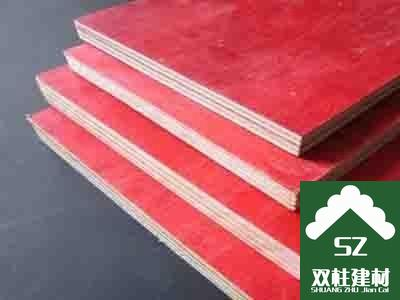 建筑模板的材质