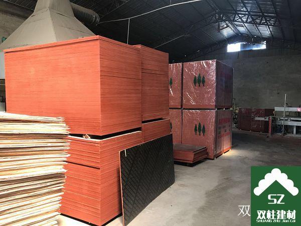 建筑模板厂家案例